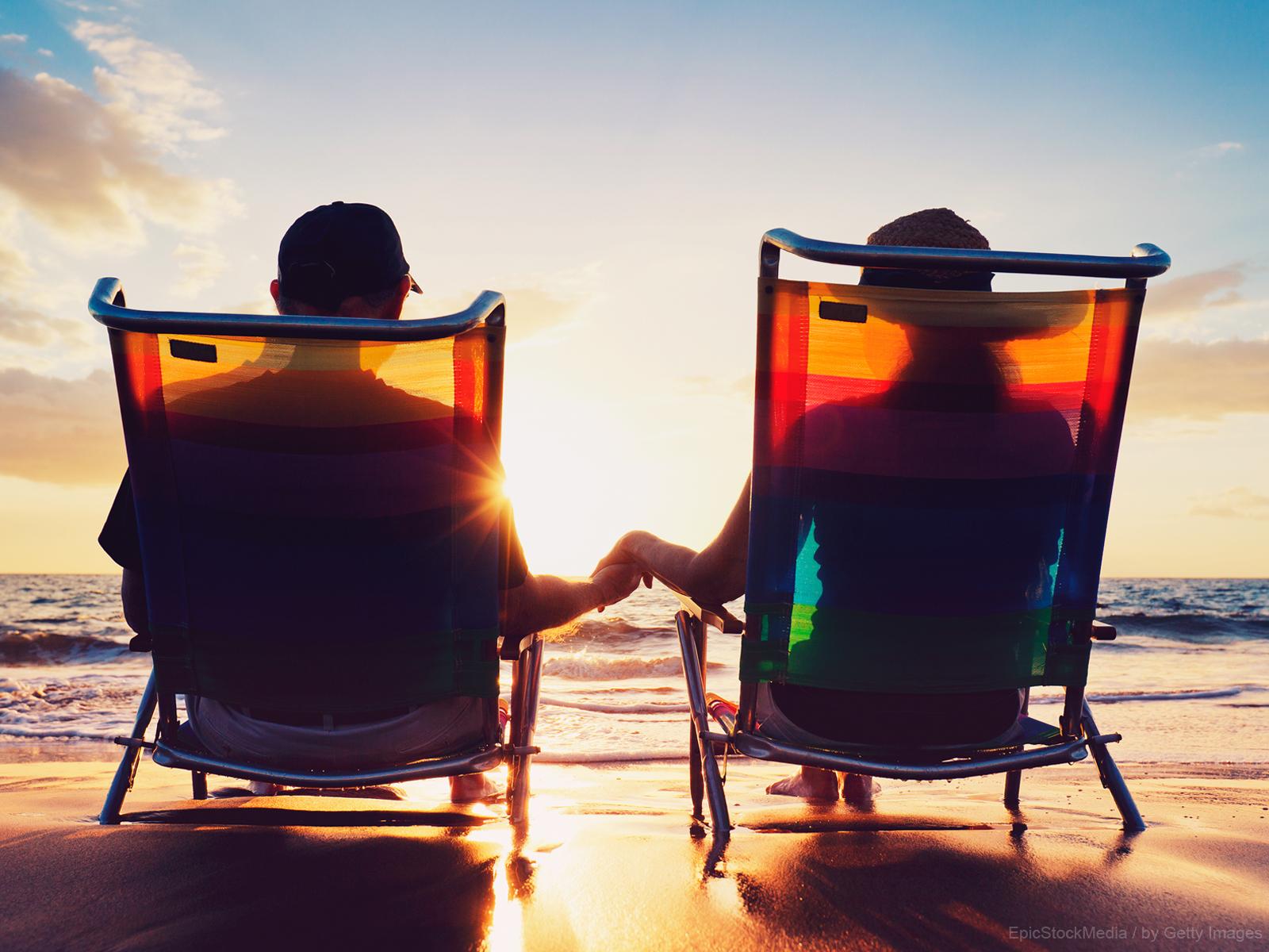 Nas férias, você tem um tempinho com seu cônjuge-