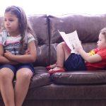 Como lidar com o ciúme entre os filhos