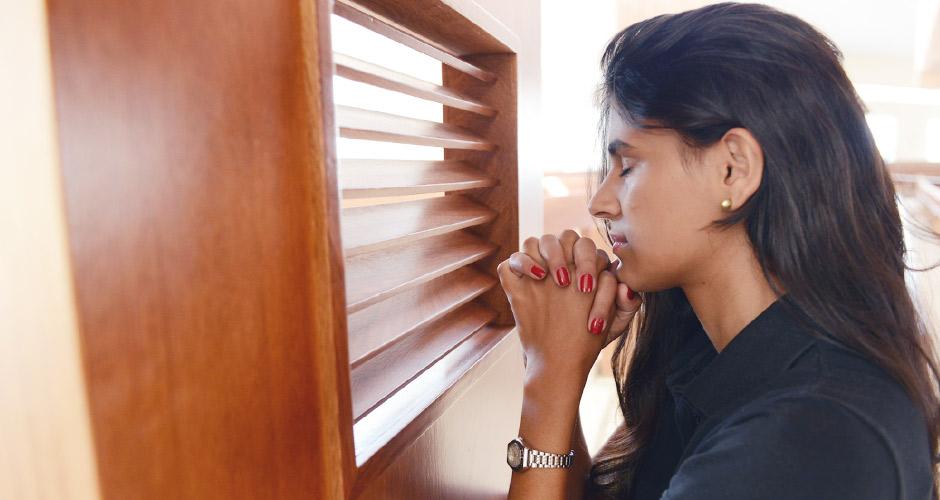 os efeitos espirituais da confissão