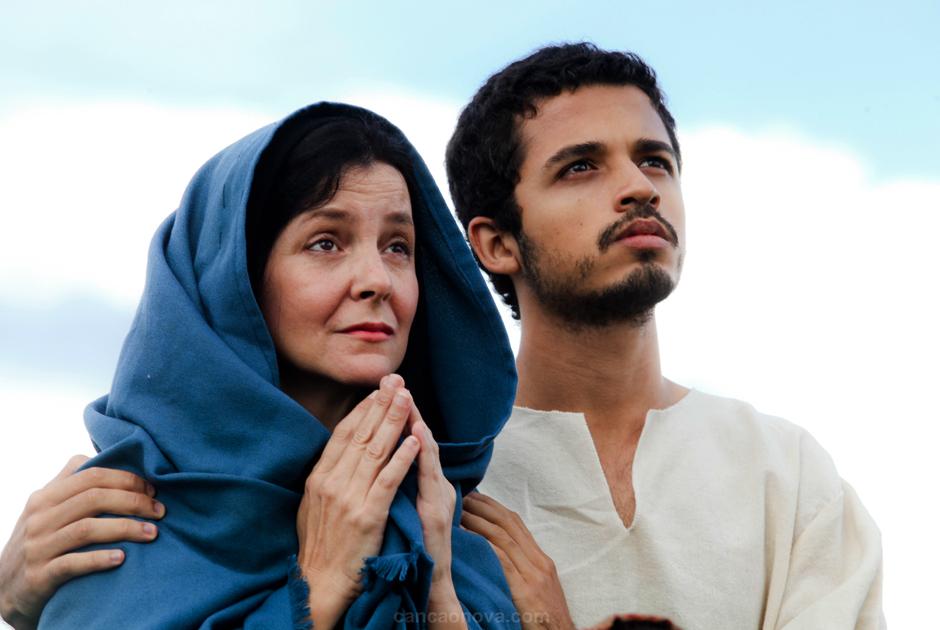 IV Estação – Jesus encontra Sua Mãe aflita