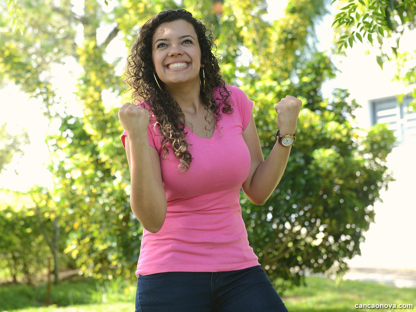 A fortaleza da mulher para vencer os desafios