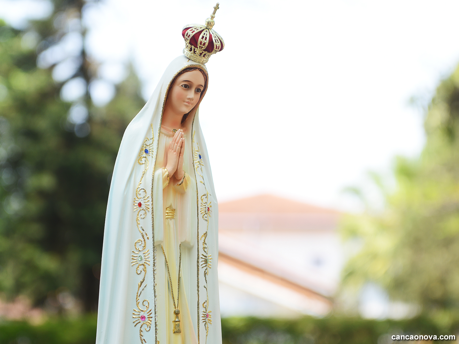 Novena A Nossa Senhora De Fatima Cancao Nova Portugal