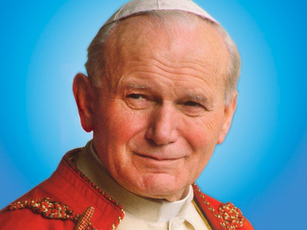 Oração de João Paulo II para consagração do mundo a Maria