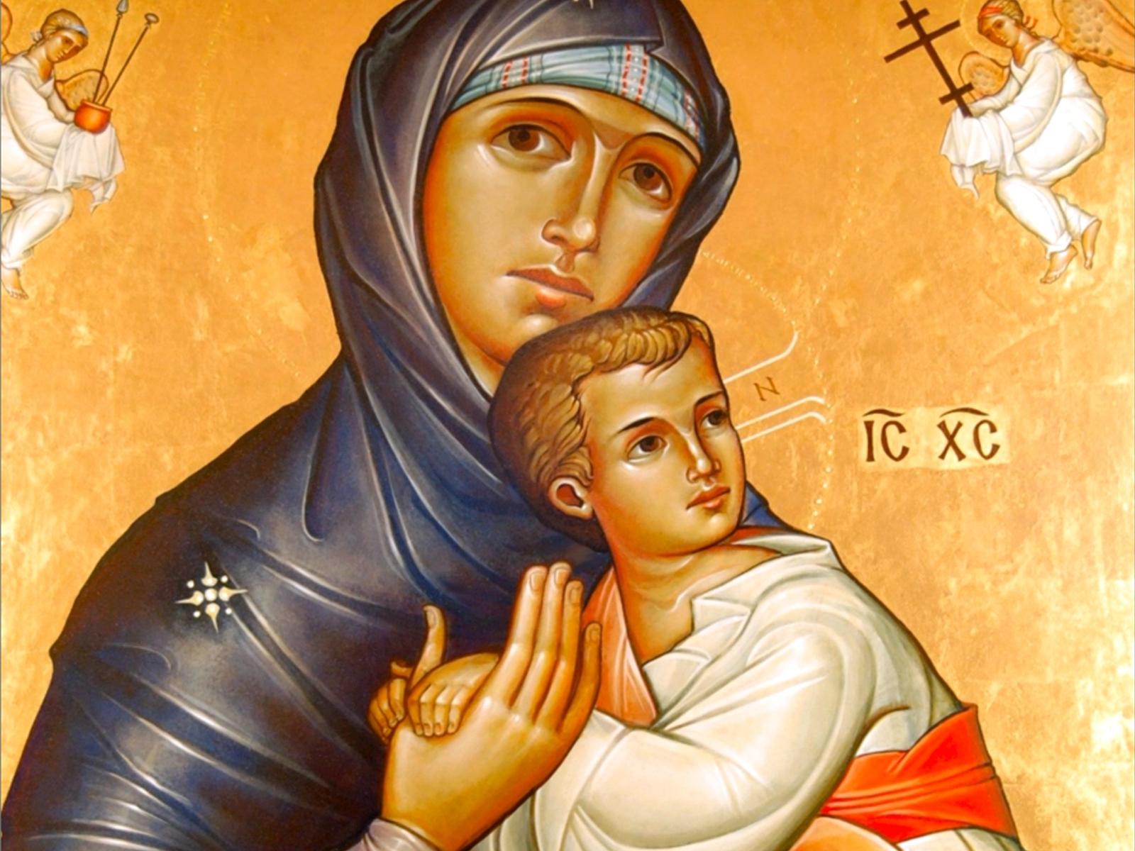 Rezemos Juntos A Oração A Nossa Senhora Do Perpétuo Socorro