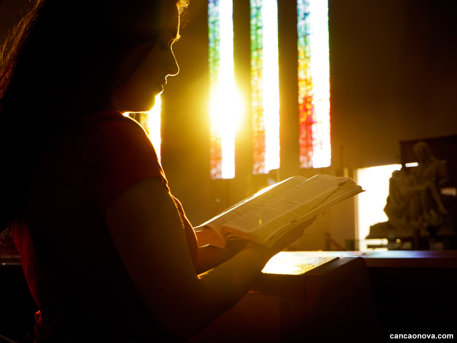 A Bíblia deve ser lida e interpretada conforme o Espírito que a inspirou