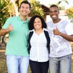 As três fases para formação da amizade