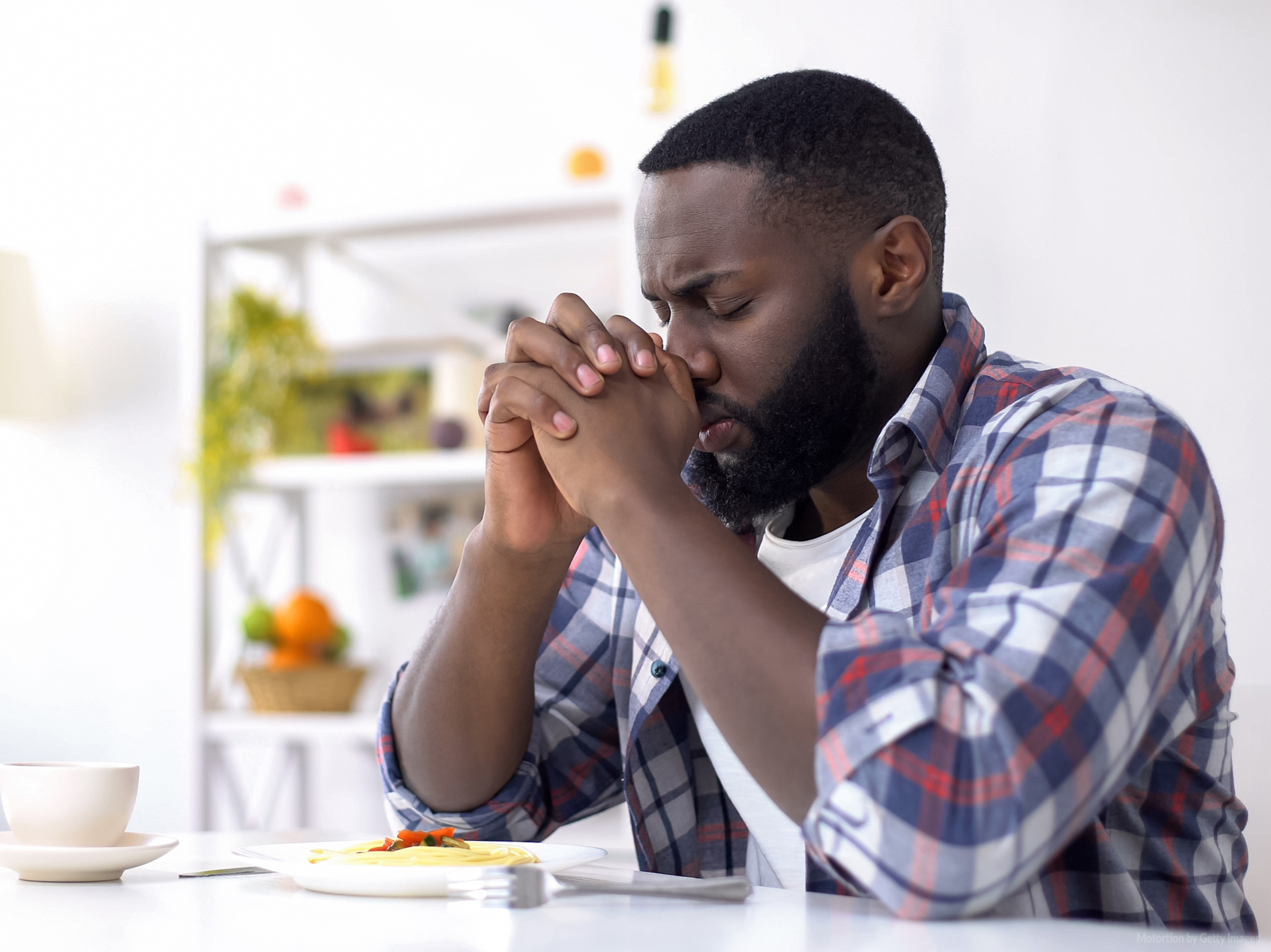 Alimentação e oração caminham juntas?