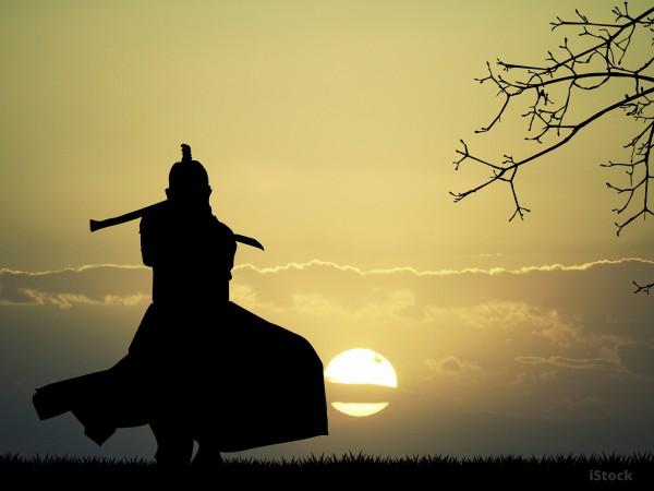 Todo homem é chamado por Deus a ser um guerreiro 1200 x 1600