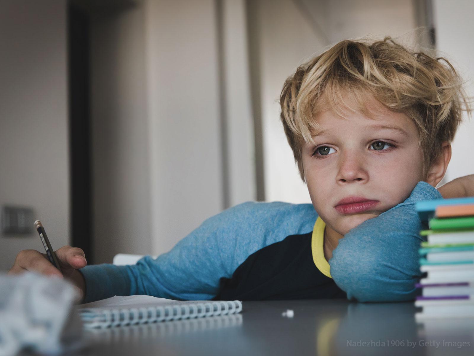 Depressão infantil: conheça as principais causas