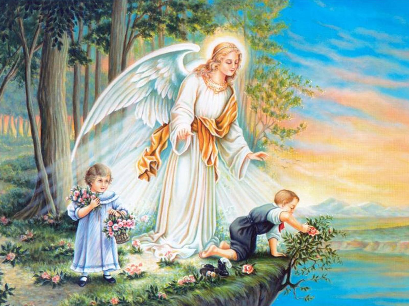 Consagração e oração aos Santos Anjos da Guarda
