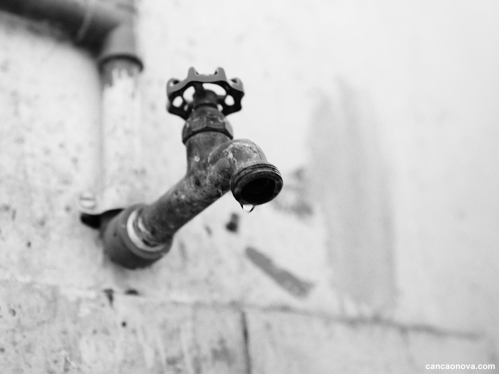 Crise da água pode gerar guerra - 1600x1200