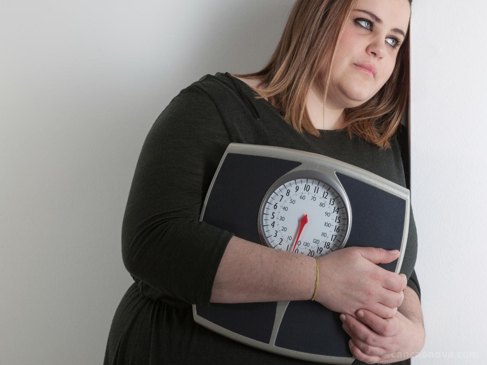 A obesidade está ligada diretamente a fatores emocionais - 1200 x 1600