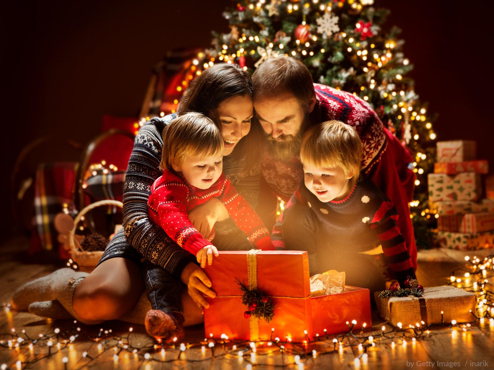 Como viver com os filhos a autenticidade do Natal (1)