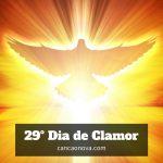 Experiência de Avivamento: 29º dia de clamor