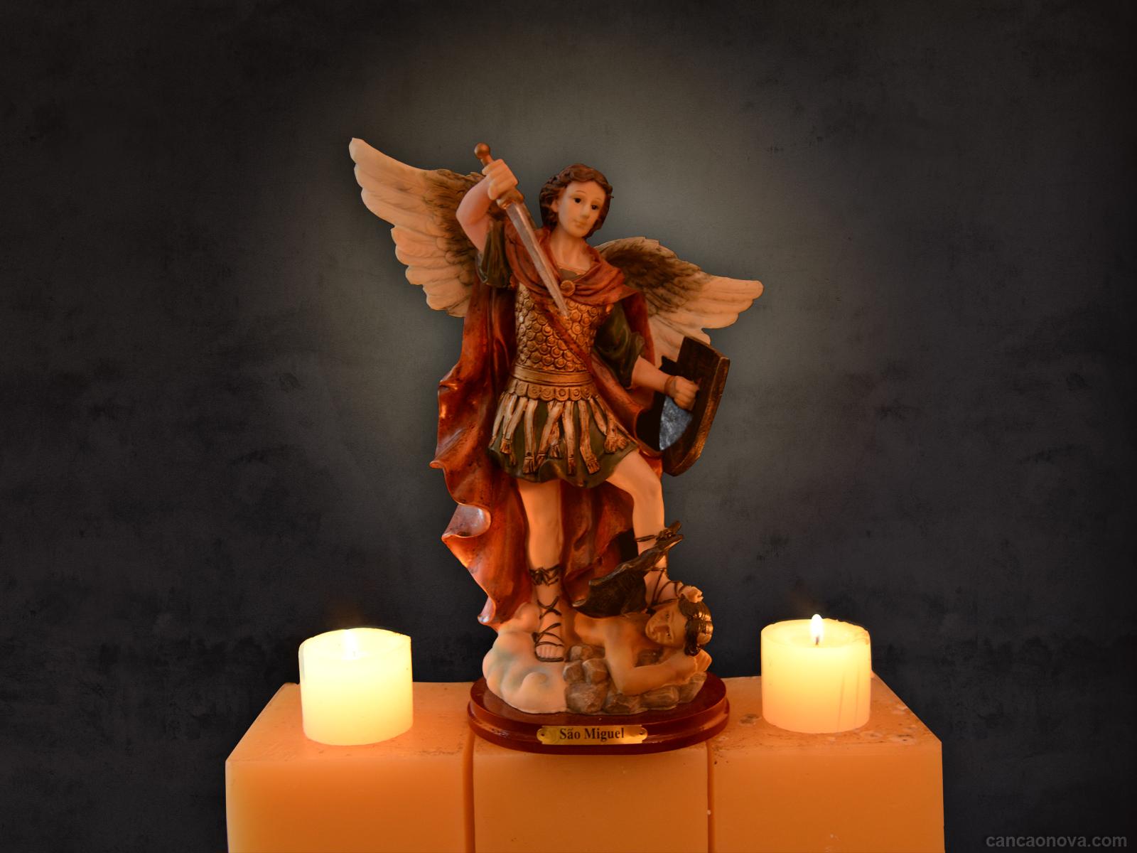 Oração a São Miguel Arcanjo para alcançar libertação