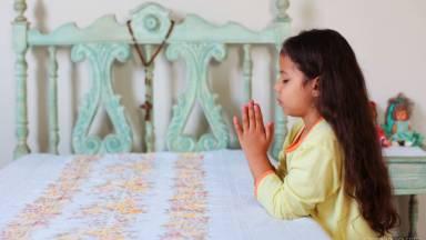 Oração para ser feita antes de dormir