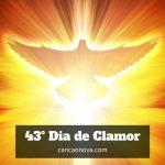 Experiência de Avivamento: 43º dia de clamor