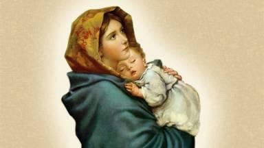 Santa Maria, Mãe de Deus, rogai por nós pecadores