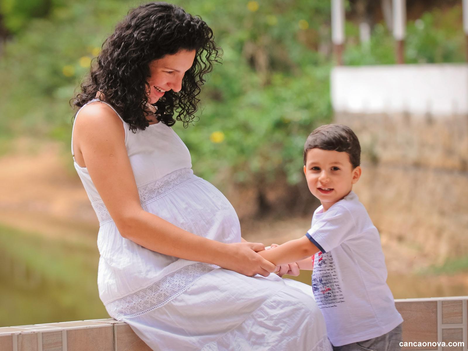 Quero ter filhos ou quero ser mãe - 1600x1200