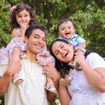 A vida familiar é uma verdadeira escola