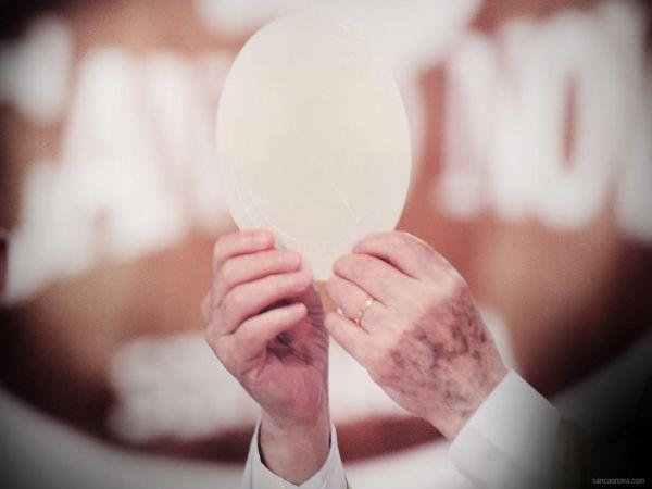 Como devemos reconhecer Jesus no partir do pão