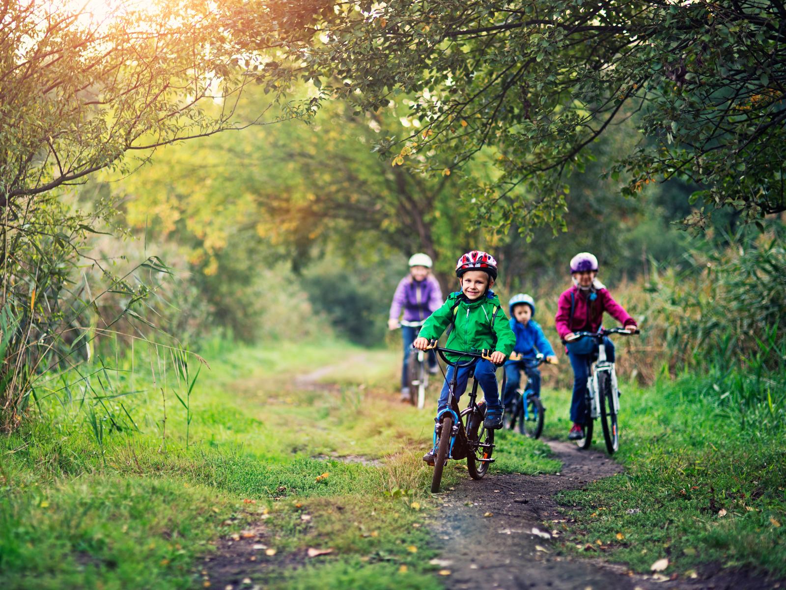 Como resgatar nas crianças o gosto por atividade fisica