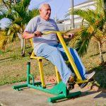 A importancia da atividade fisica para o idoso