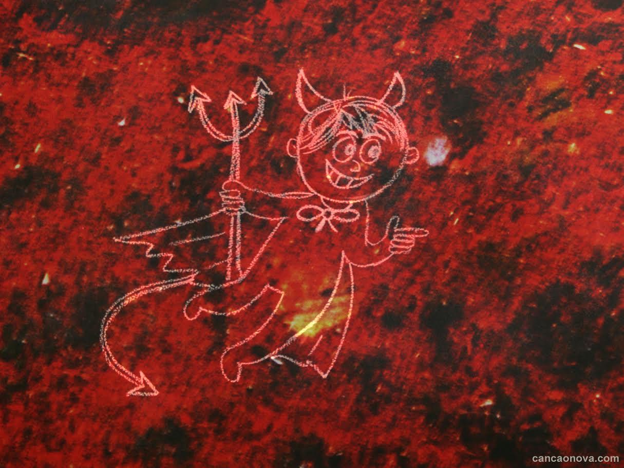 O demônio e as verdades sobre a sua existência