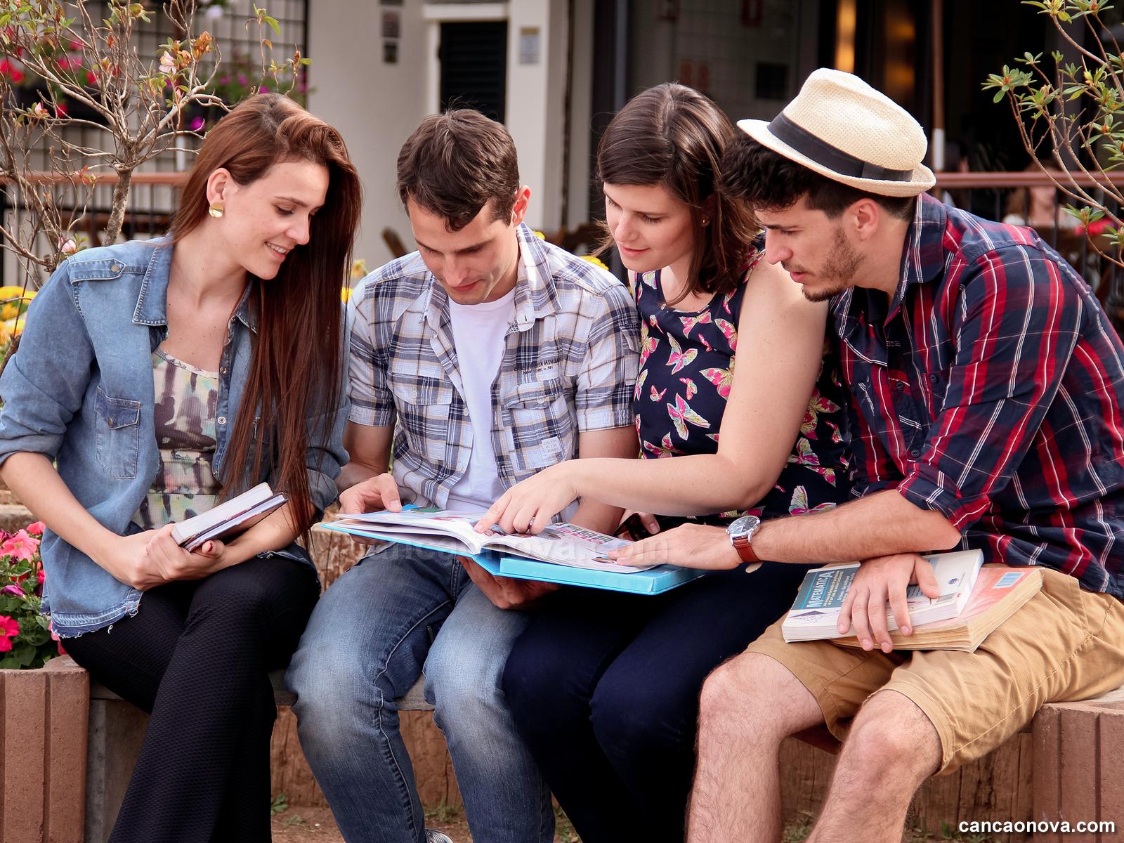 A vida de estudante fora do Brasil