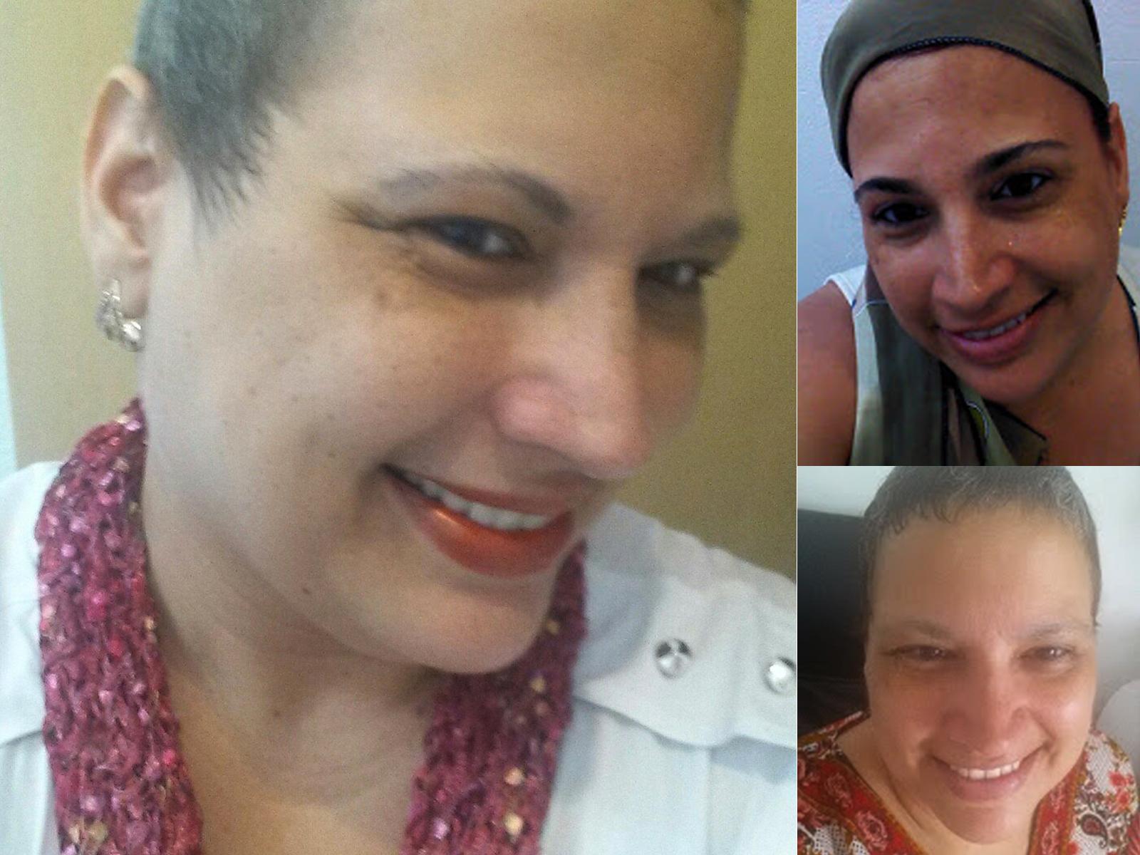 Conheça, Jeanne, uma mulher que enfrenta o cancer de mama