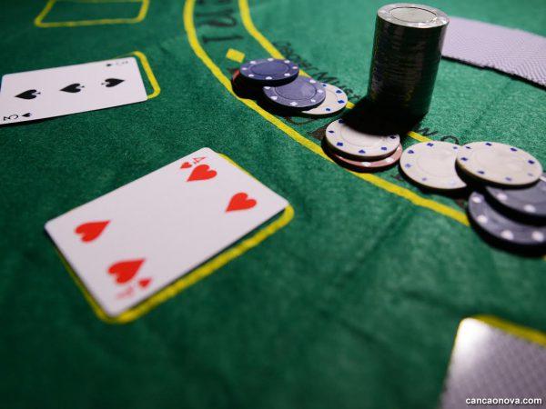 Jogos de sorte ou apostas é permitido para um cristão