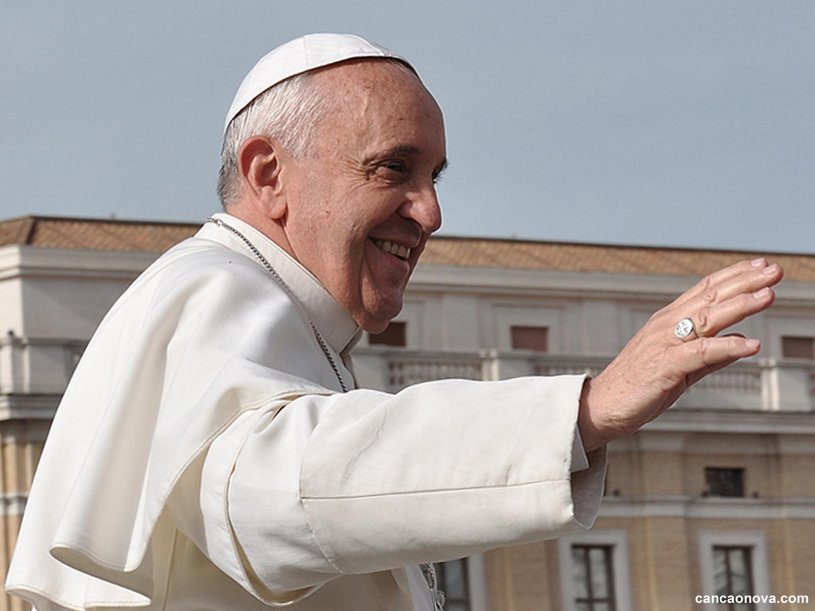 A caminho com  o Papa Francisco