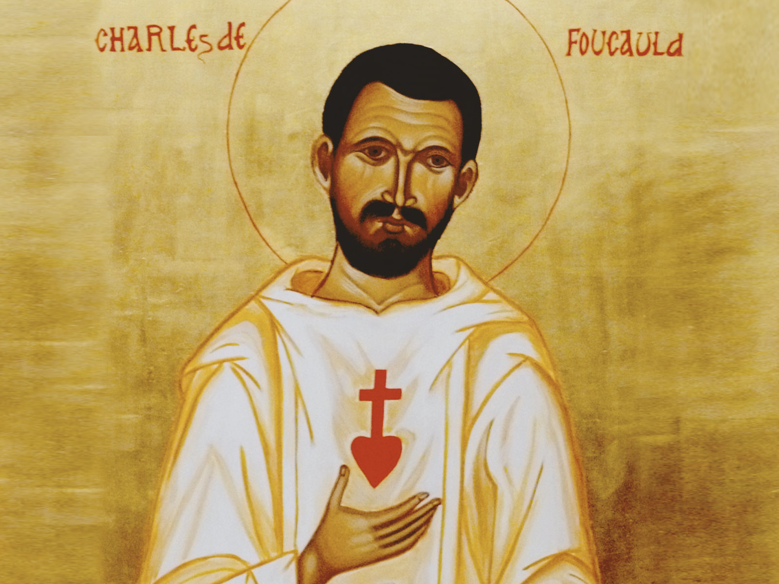 Papa recorda 100 anos do assassinato de Charles de Foucauld
