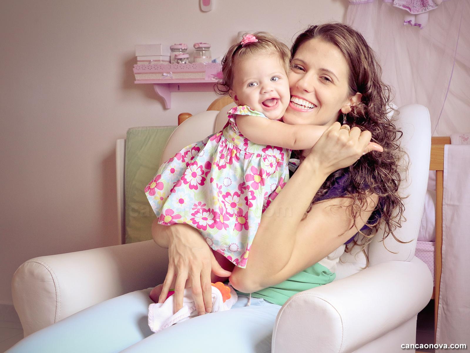 Se a maternidade causa dor por que vale a pena