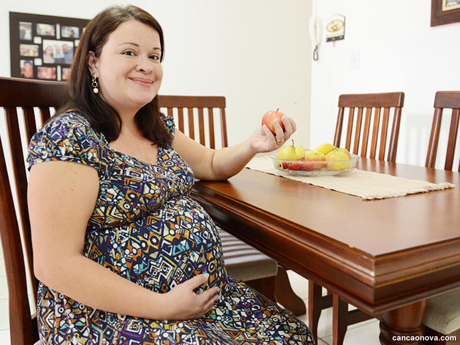 Cuidados-que-deve-se ter-na-alimentação-durante-gravidez