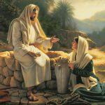 Você também pediria água à samaritana como fez Jesus