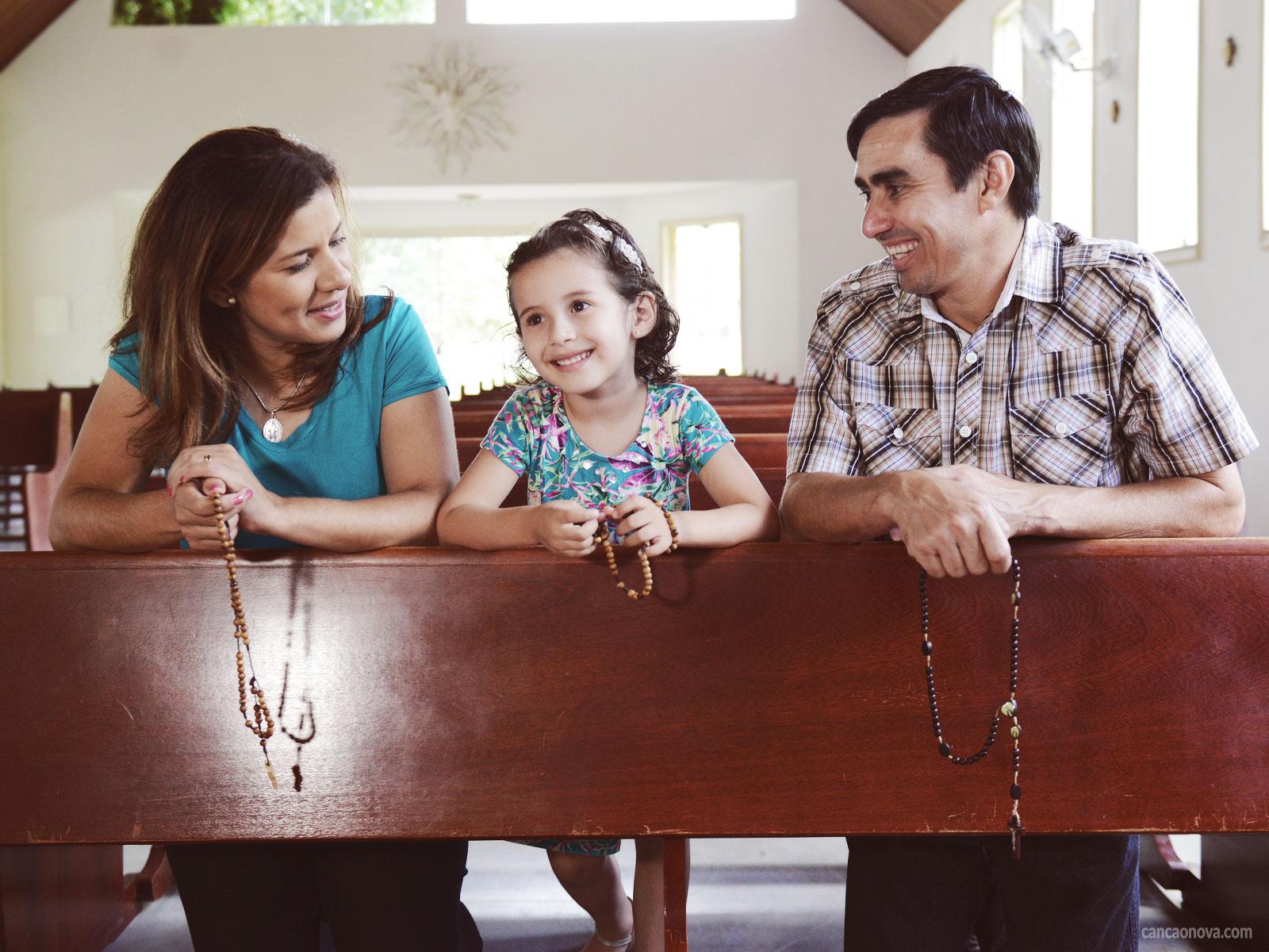 Como Faço Para Transmitir A Fé Para Os Meus Filhos