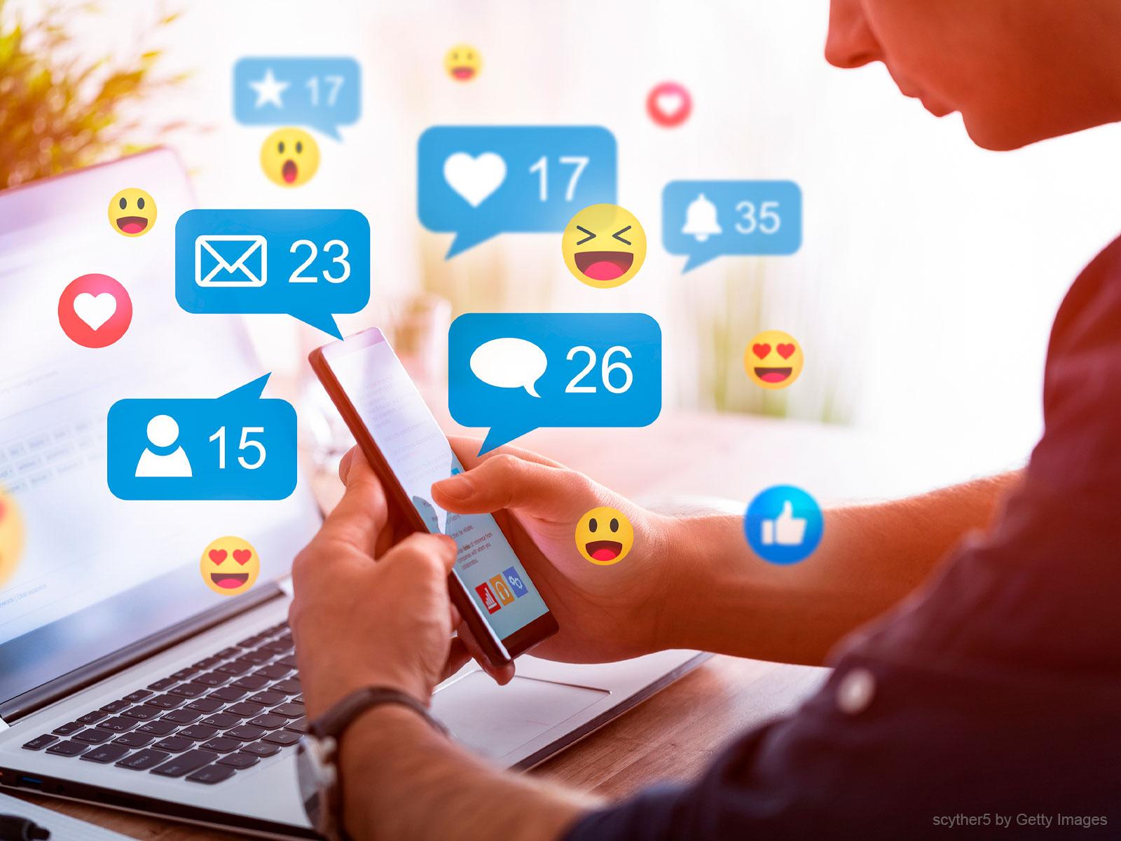 Que mal pode haver por trás das mídias sociais?