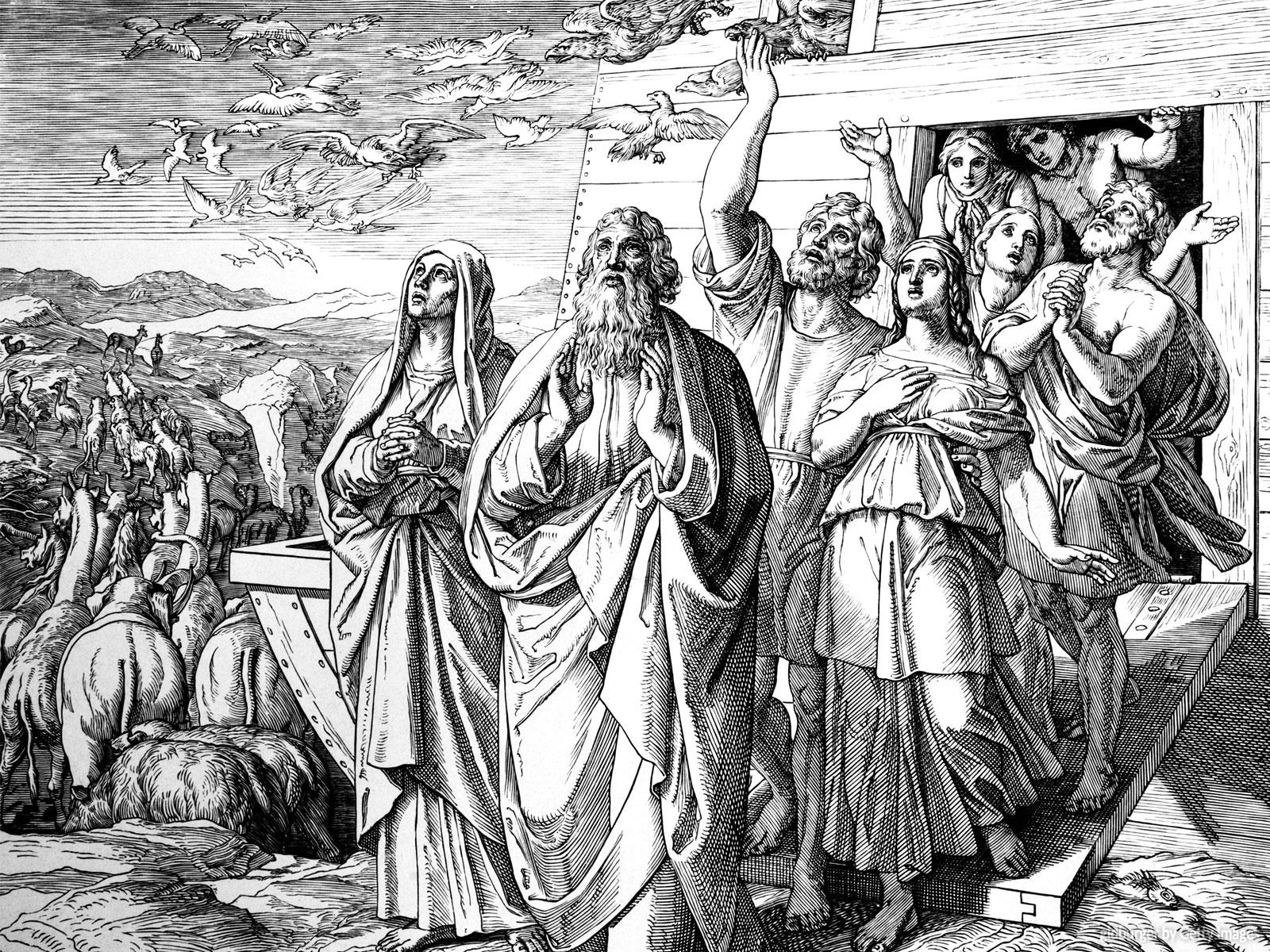 -A-coragem-de-Noé-para-ser-um-pregador-de-Deus