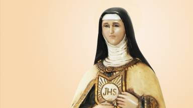 A espiritualidade de Santa Clara e o seu amor a Jesus