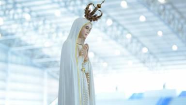 O nome de Maria é doce e suave aos seus devotos