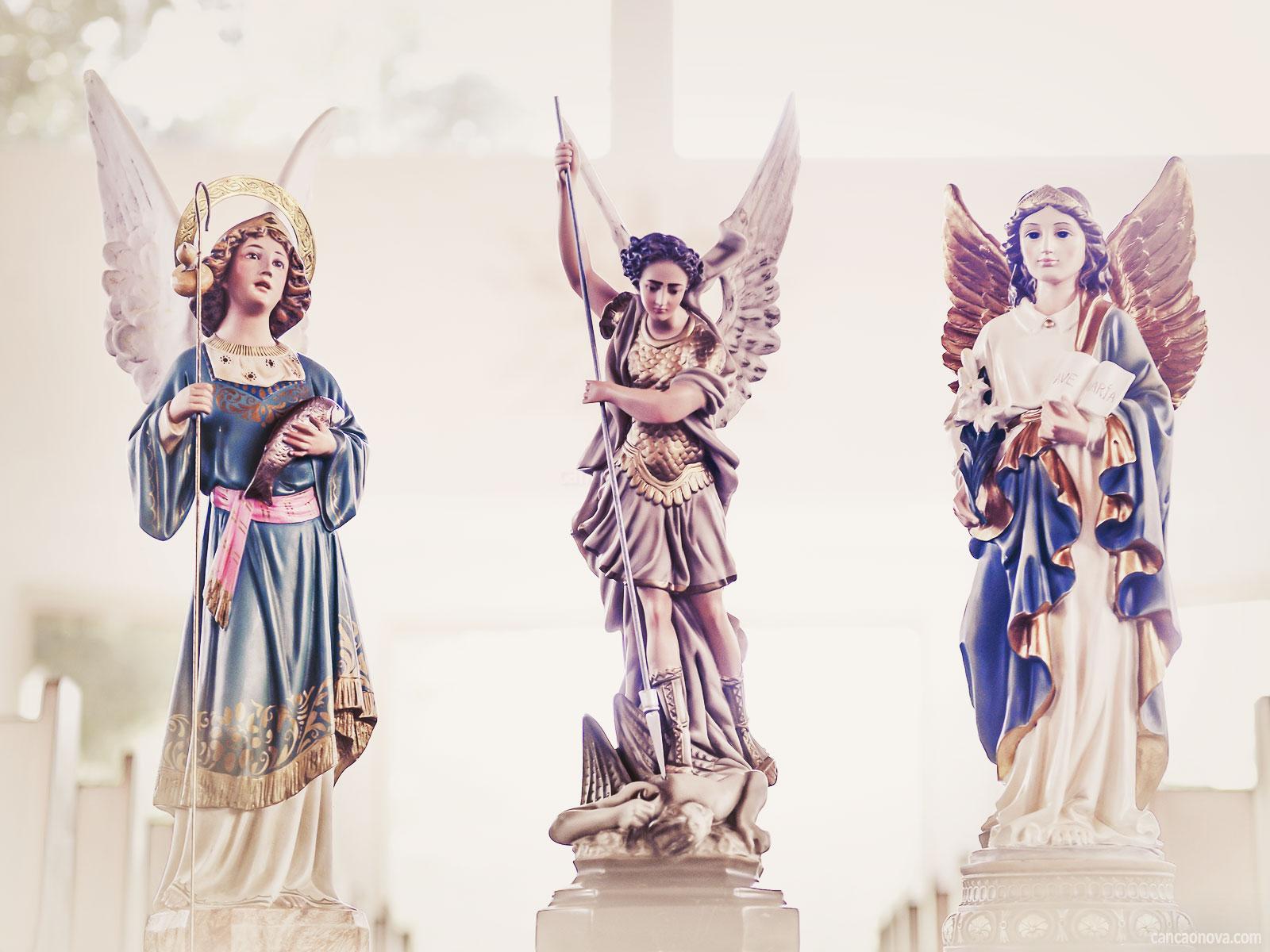 Missão dos Arcanjos Miguel, Gabriel e Rafael