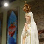 O nome de Maria doce e suave aos seus devotos
