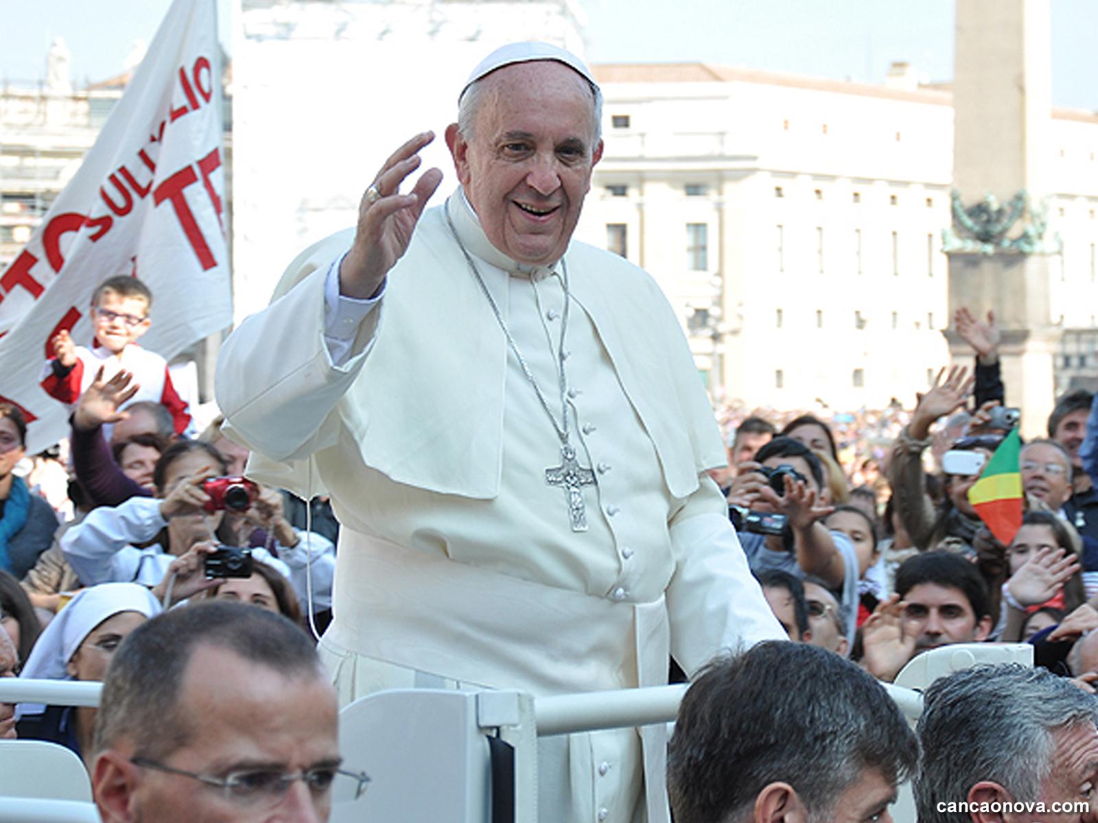 """O pontificado do Papa Francisco marca uma uma """"Igreja em saída"""""""