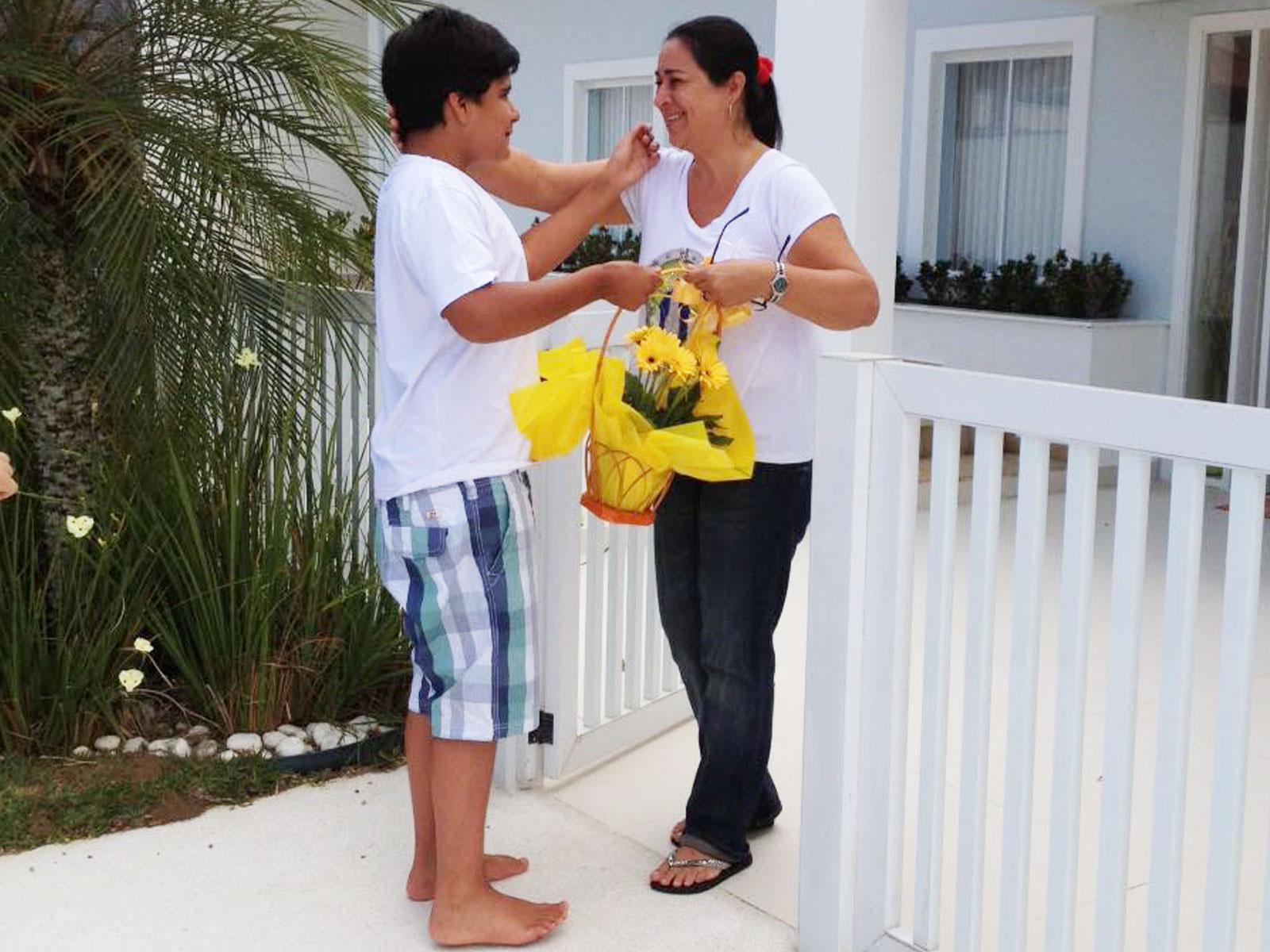 10 - Tenho um filho autista. O que devo fazer e como agir