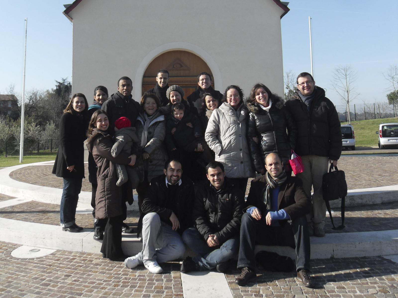 20 anos de evangelização e difusão do carisma Canção Nova em Roma (3)