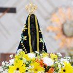 A Virgem Aparecida é nossa Mãe: ela nos gera para a vida de Cristo