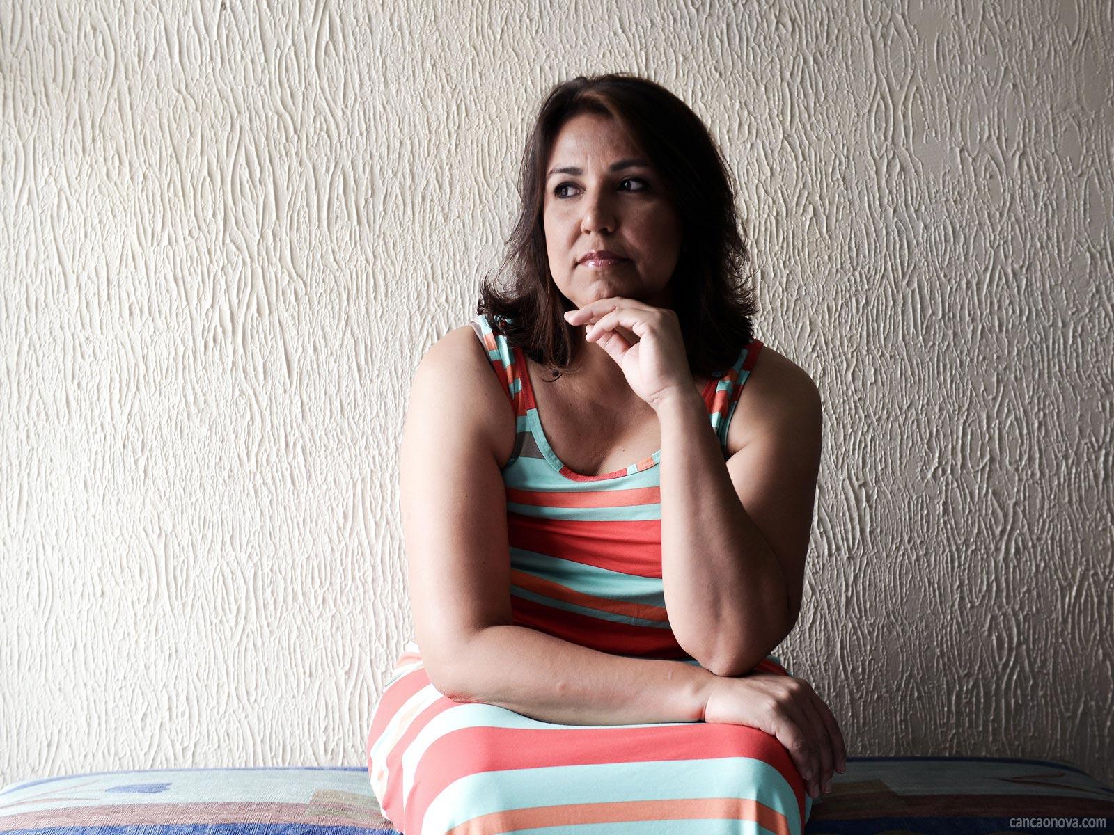 Célia Barros testemunha como foi viver o tratamento do câncer de mama (2)