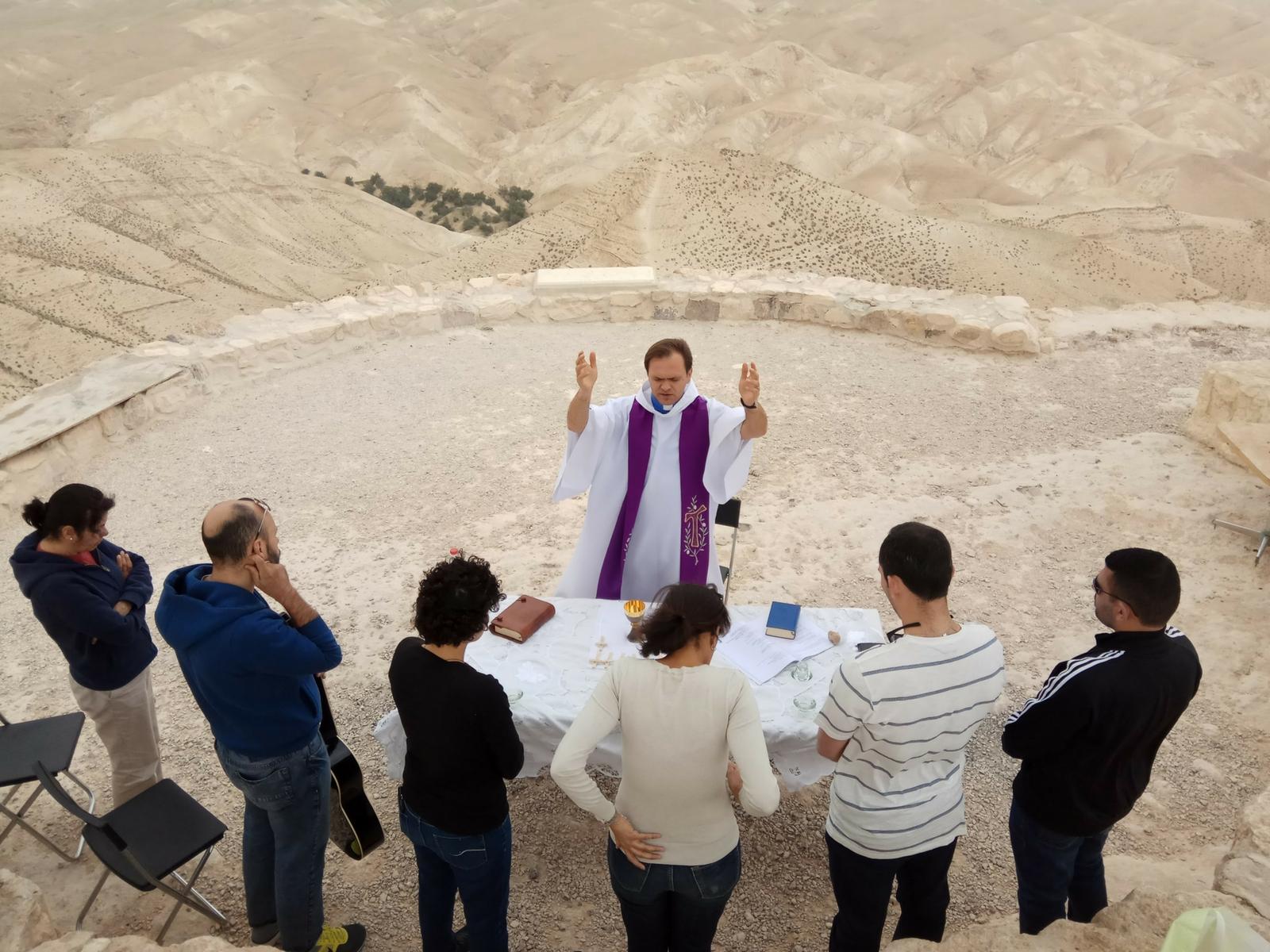 Como é o trabalho missionário da Canção Nova na Terra Santa (1)