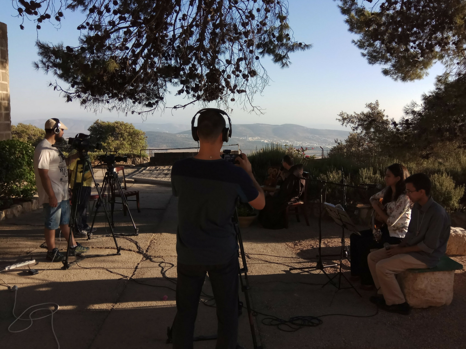 Como é o trabalho missionário da Canção Nova na Terra Santa (4)